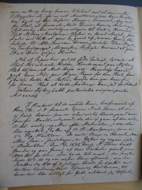 Eskelund v. optegnelser af N.Rasmussen Søkilde (LAO) (2)