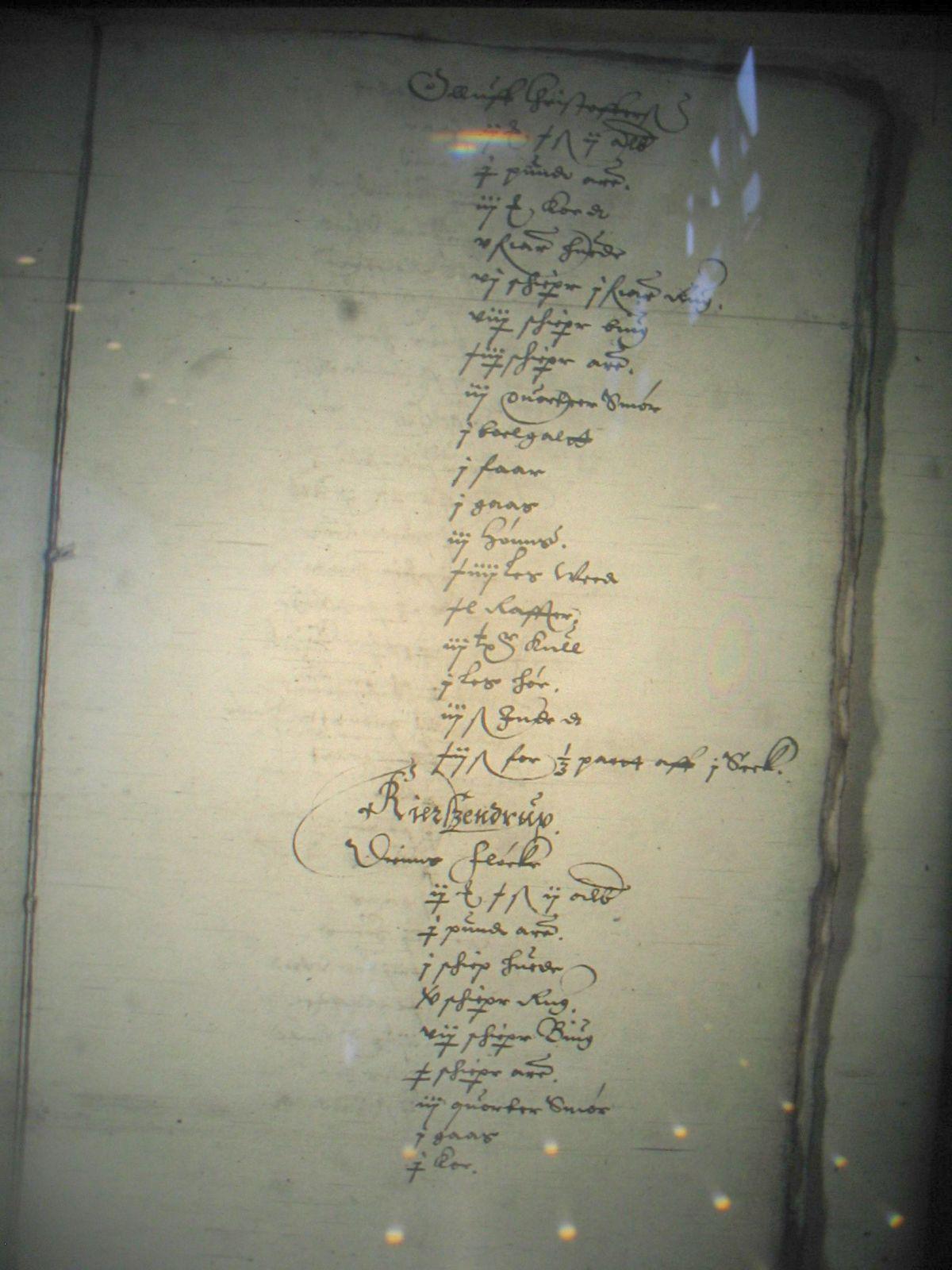 Jordegne Vindinge 1615 (11)