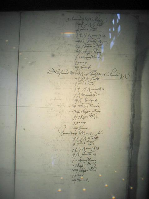 Jordegne Sunds 1615 (2)
