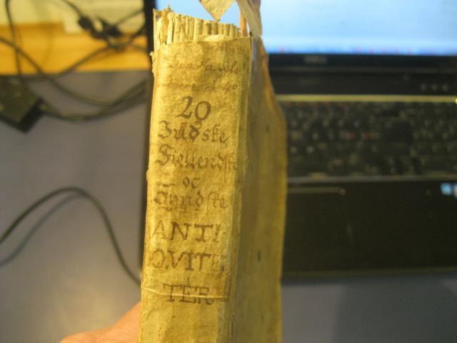 Jydske, sjællandske og fynske antikviteter 1607