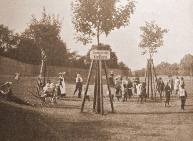 Børnelegeplads 1914