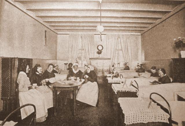 Alderdomshjem for kvinder 1914