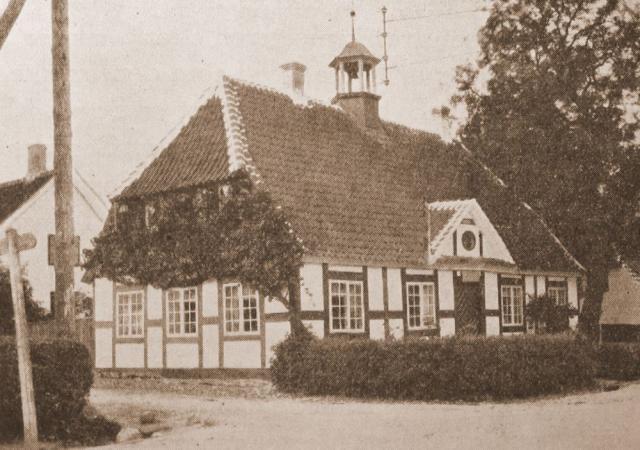 Skolen i Troense (opf. 1790) - nu søfartsmuseum truet af lukning