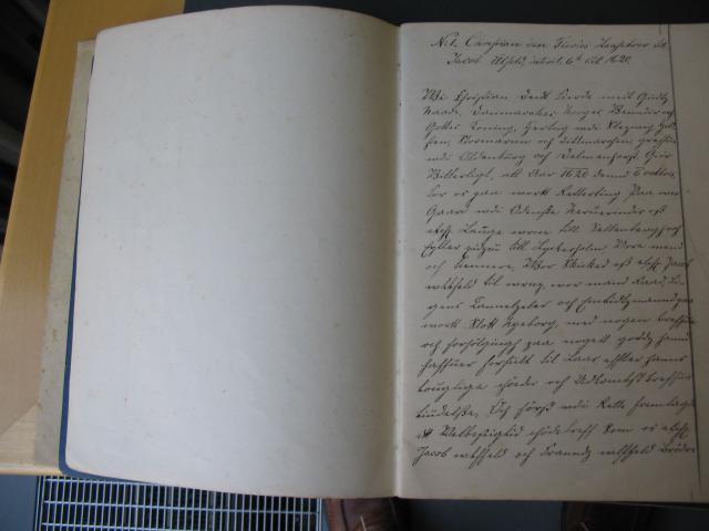 Låsebrev til Jacob Ulfeld, Egeskov 1620