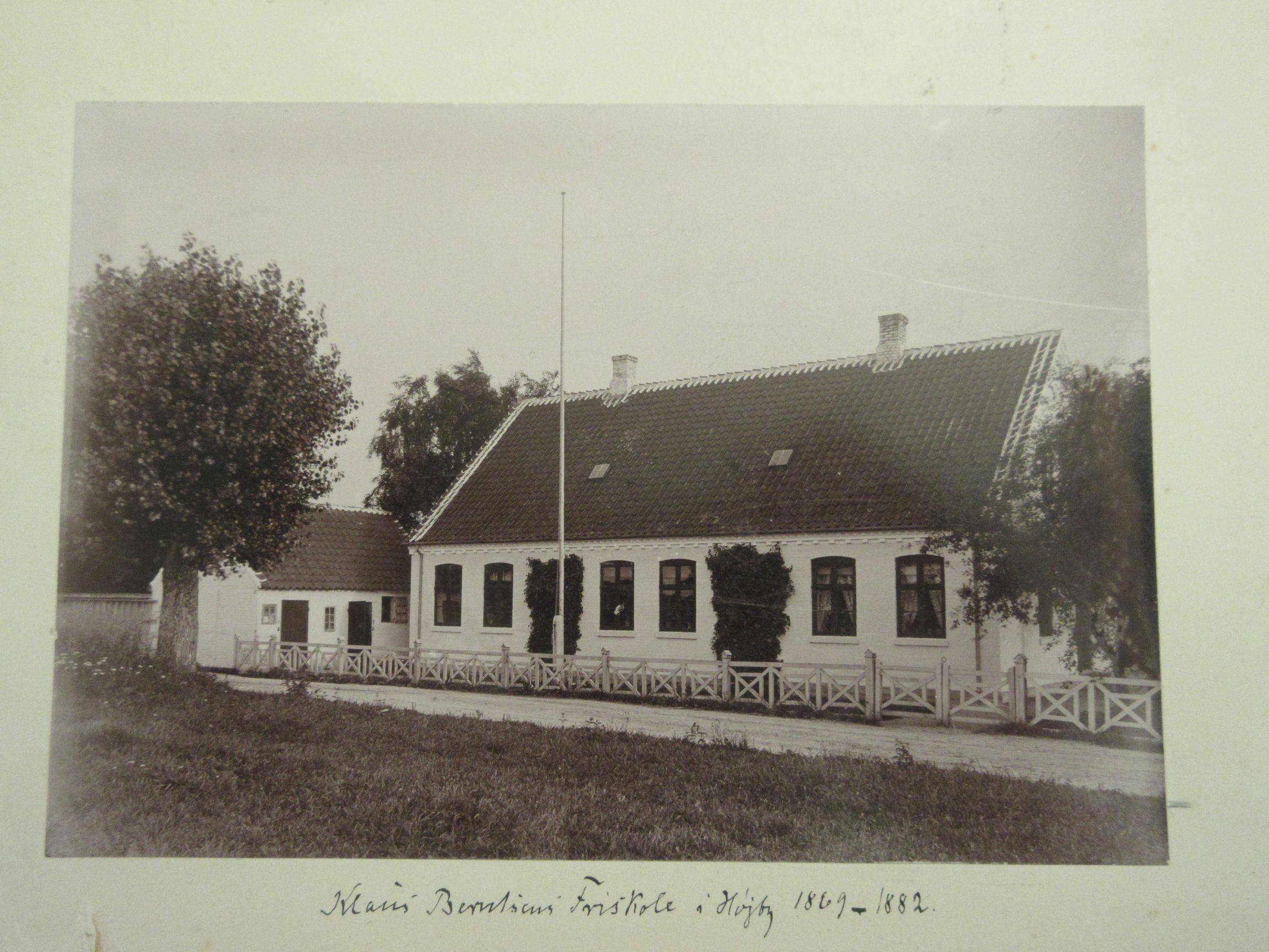 Højby friskole 1869-1882