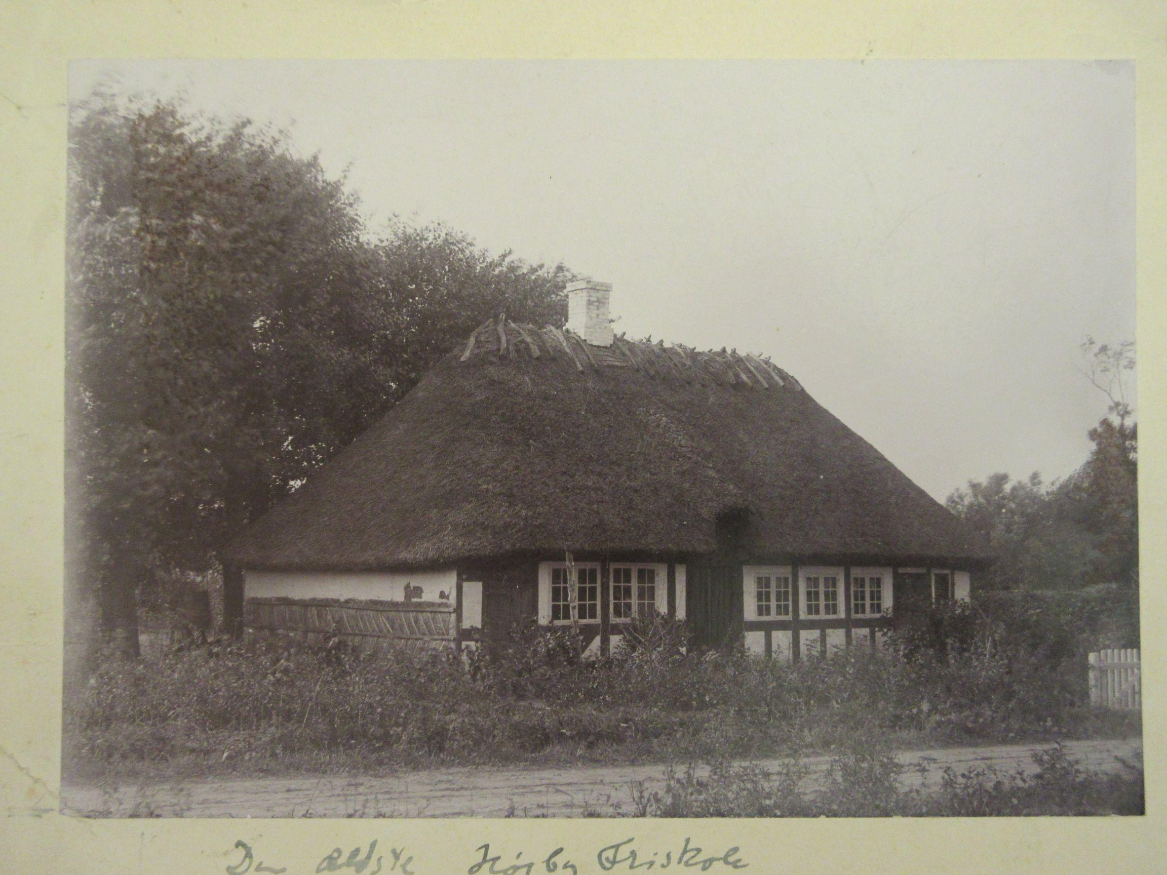 Den ældste friskole i Højby