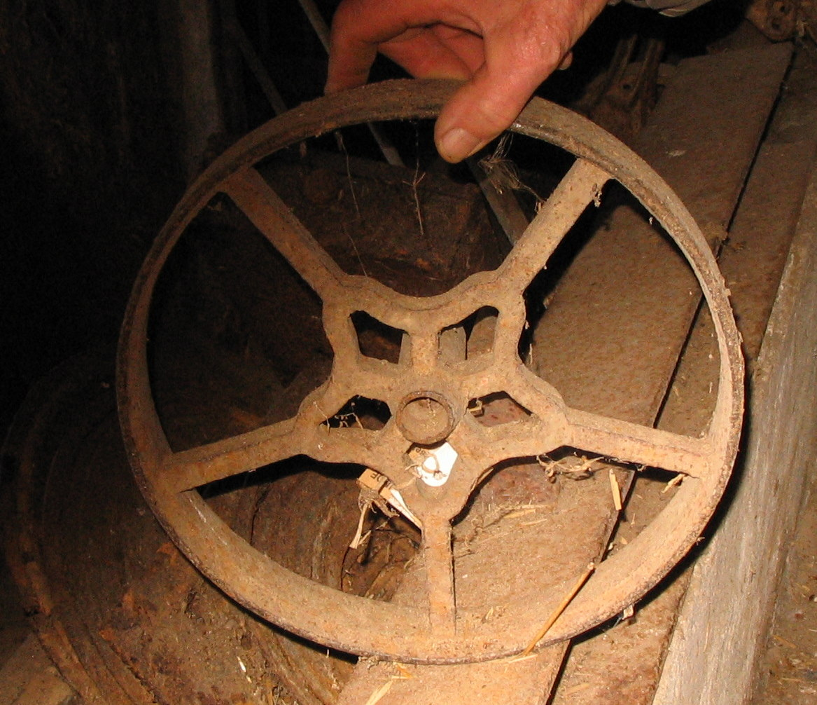 Hjul fra Stenstrup radrenser