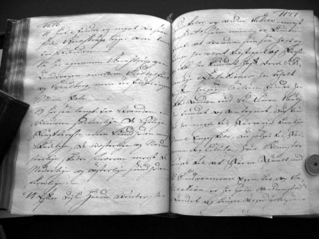 Stenstrup sogn. -top. indb. 19. juli 1743