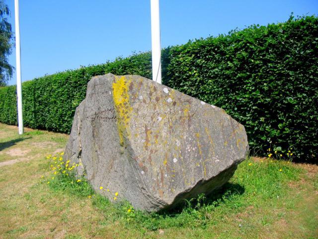 Stenen fra De fynske Alper