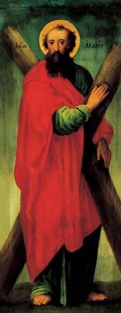 Sankt Andreas