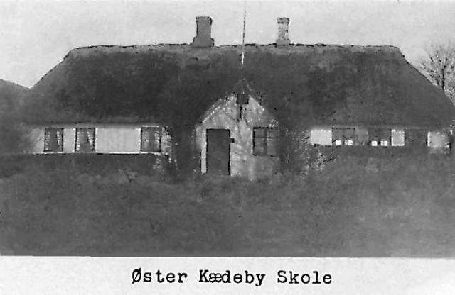Øster Kædeby skole