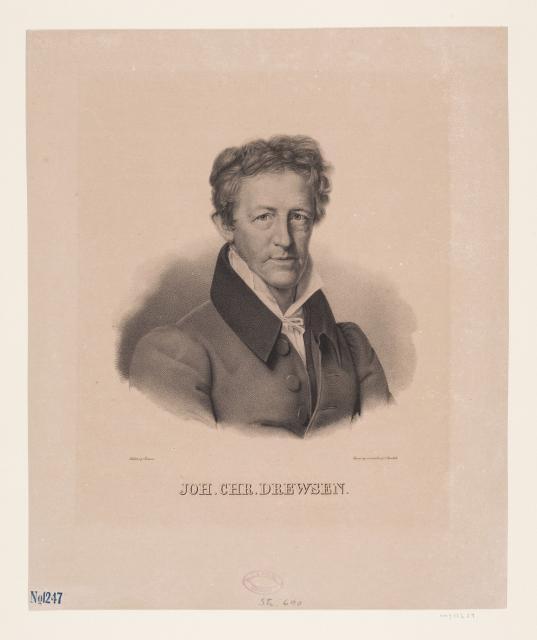 Landøkonom Joh. Chr. Drewsen 1777- 1851