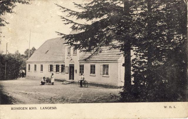 Komigen Kro, Langesø