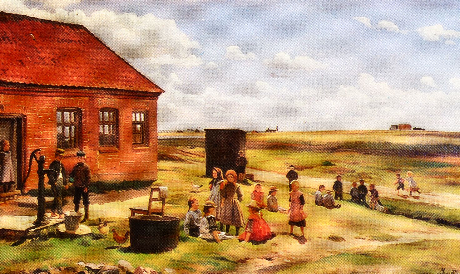 Landsbyskole