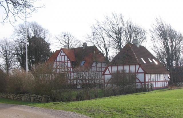 Ringsgård i Ulbølle sogn