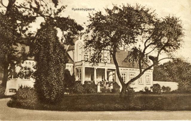 Rynkebygård