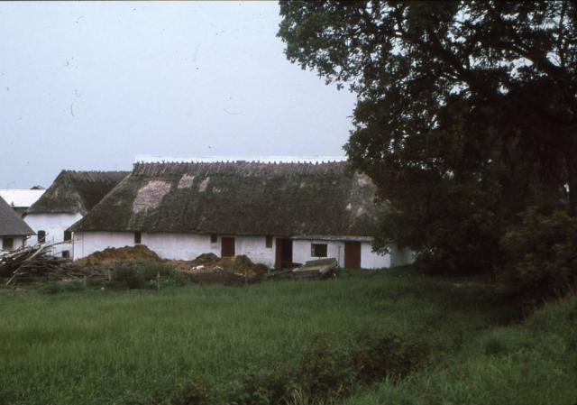 Karl Slots gård i Stågerup ca 1975