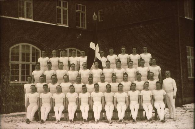 Niels Bukh Delingsførerskole i Ollerup