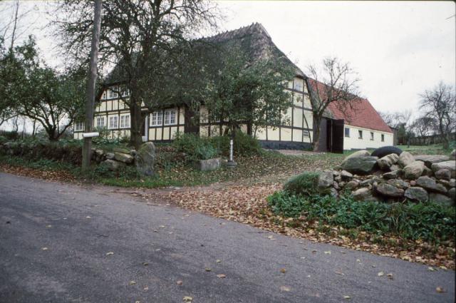 Landhåndværkerhus i Stågerup (opf. 1844)