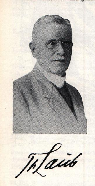 Komponist Thomas Laub 1852-1927
