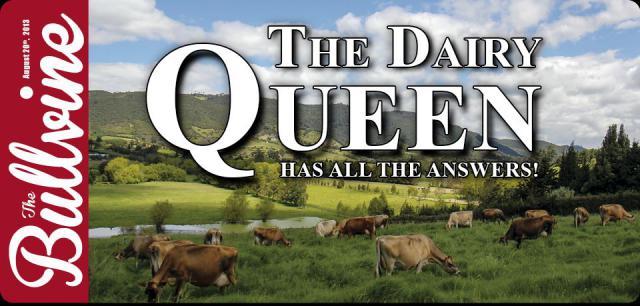 Flot anmeldelse: The Dairy Queen har svar på alle spørgsmål