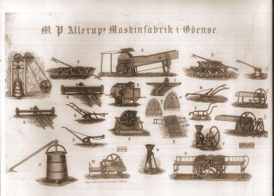 M.P. Allerup 1856