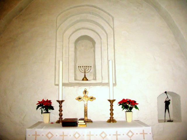 Alter - Gudbjerg kirke