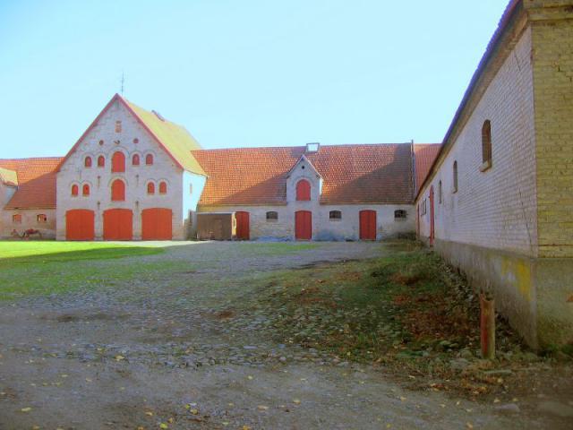 Avlsbygninger til Nielstrup