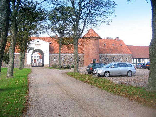 Avlsbygninger Flintholm (opf. 1886)