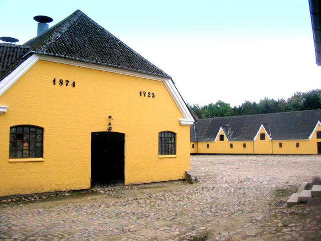 Avlsgården til Langeskov