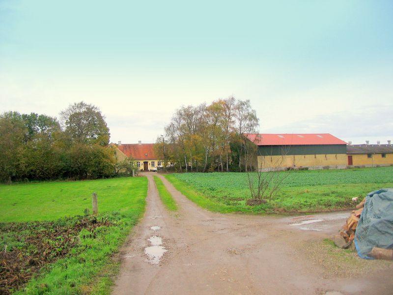 Bejerholm, Ollerup sogn