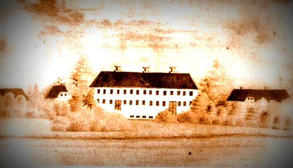 Bernstorffsminde Seminarium (opr. 1794)