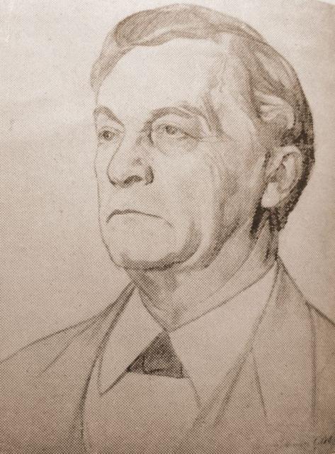 Skolemand og politiker Klaus Berntsen (1844-1927)
