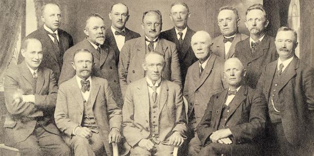 Svendborg og Omegns Landboforening - bestyrelse 1926