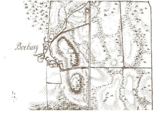 Bobjerg by 1795