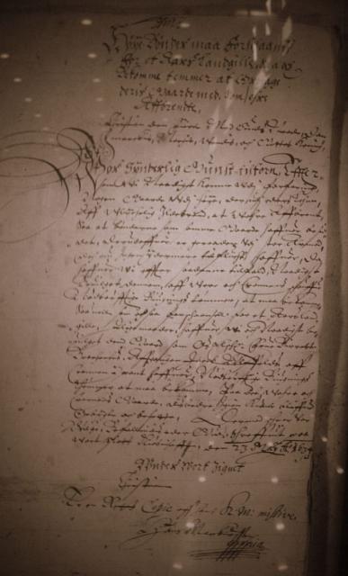 Kongebrev 1634