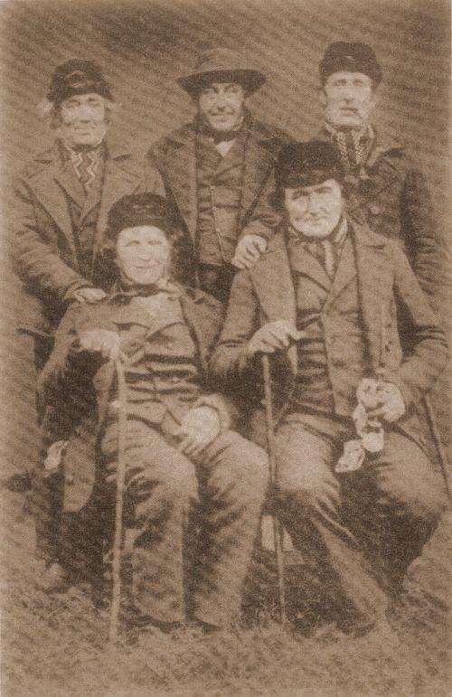 Brandsyns mænd på Lyø