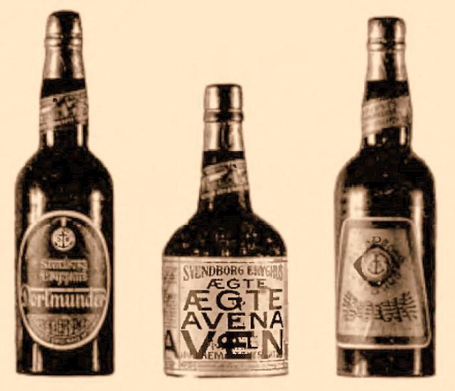 Ølsorter fra A/S Svendborg Bryghus