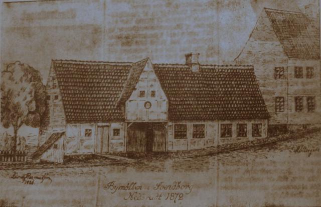Bymøllen i Svendborg