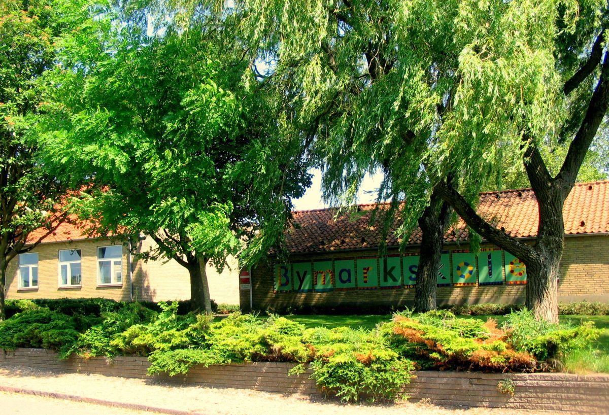 Bymarkskolen, Ollerup