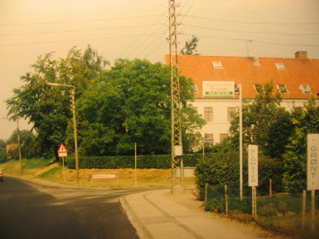 Bystævnepladsen i Ollerup by