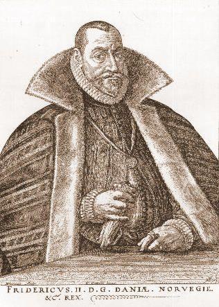 Kong Frederik II
