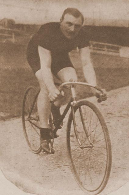 Thorvald Ellegaard (ca. 1914?)