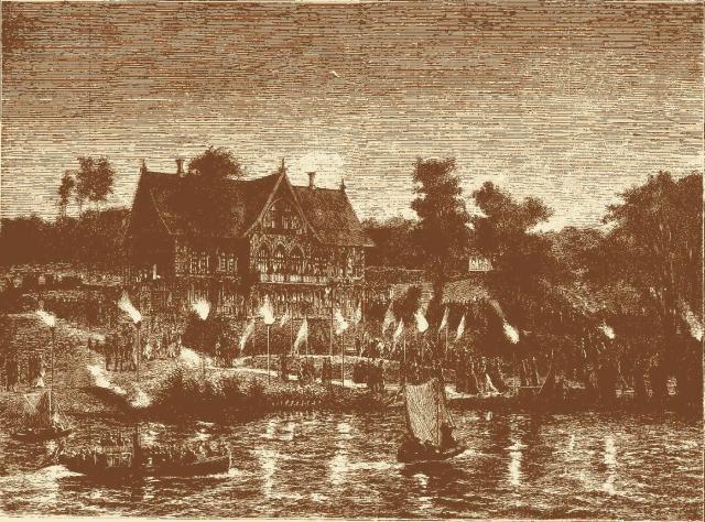 Festen 1878 i Christiansminde i anledning af kongebesøget
