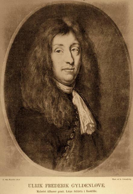 Greve Ulrik Frederik Gyldenløve
