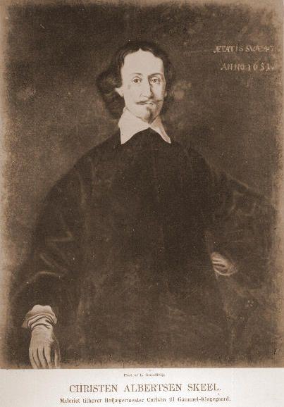 Christen Albertsen Skeel