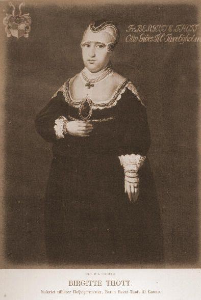 Birgitte Thott