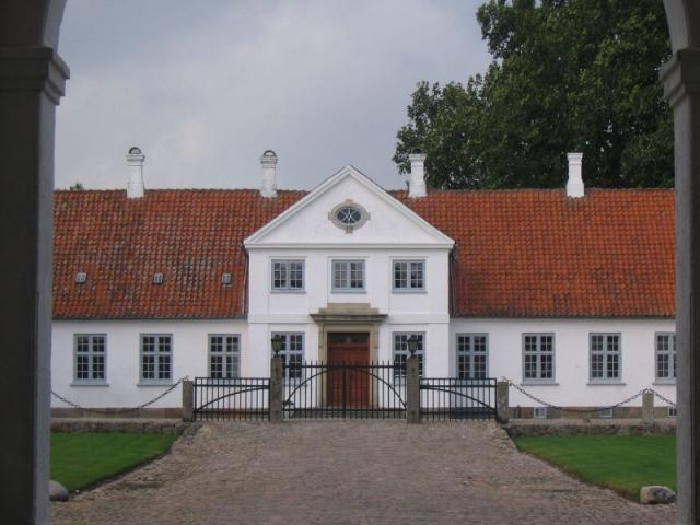 Hovedbygningen til Flintholm
