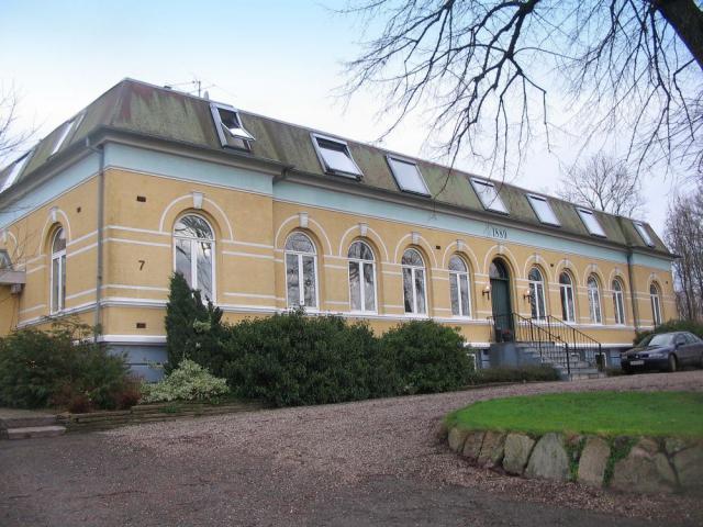 Brahetrolleborg Folkehøjskole (opf. 1889) - 1907 omdannet til landbrugsskole