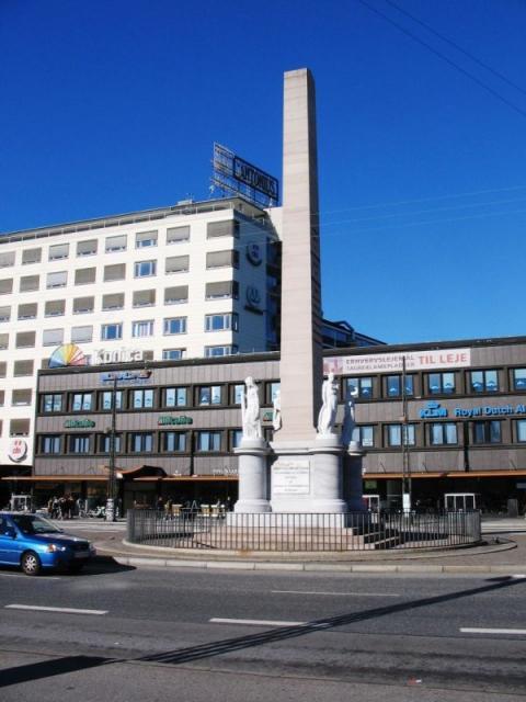 Frihedsstøtten i København